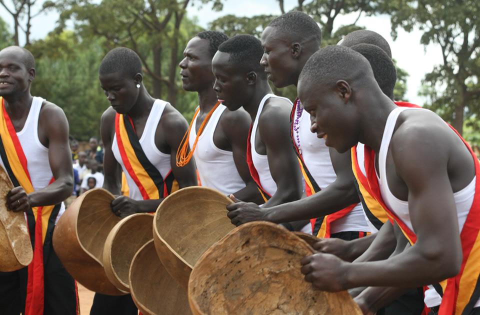 Acholi Dance