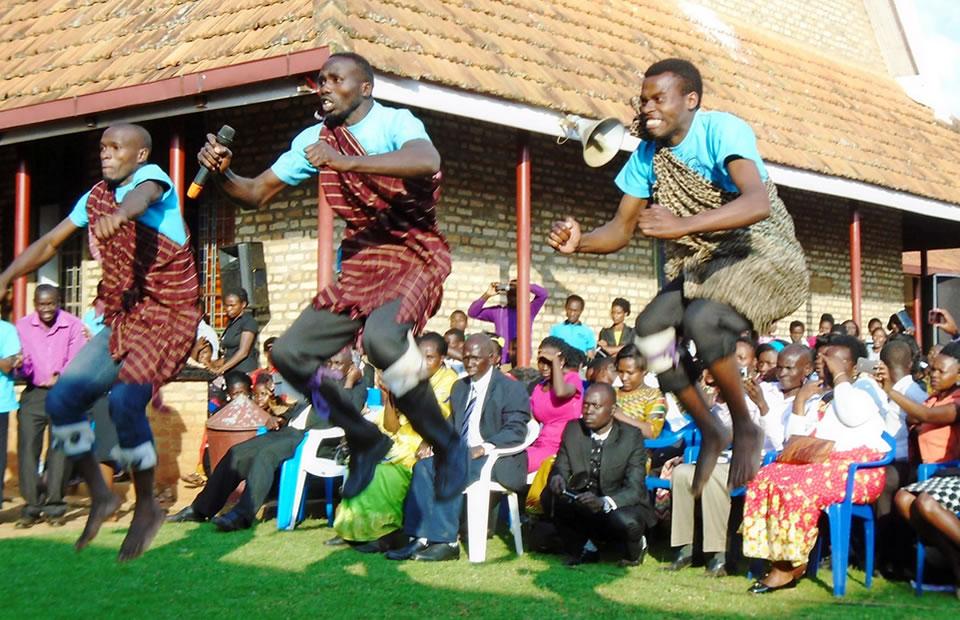 Kigezi Dance