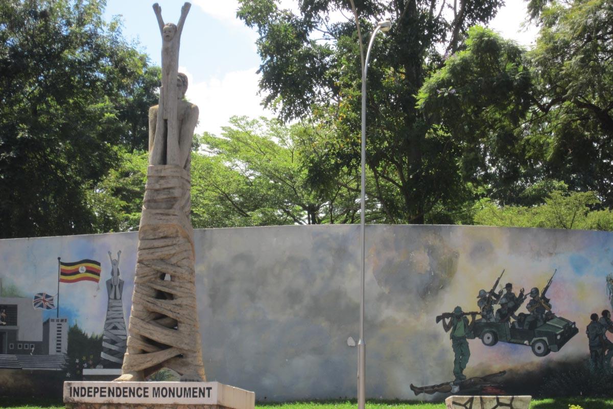 Uganda Independence Monument
